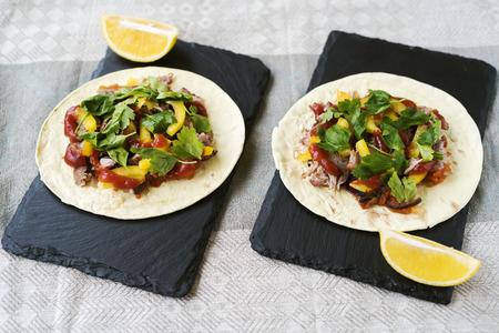 tacos: tacos Stock Photo