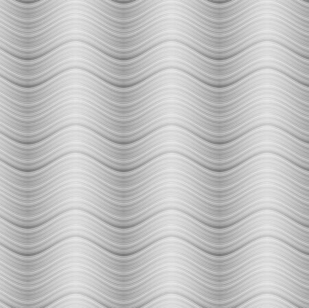 wavy lines: Seamless pattern with colored wavy lines. Multiply effects are used. Colors of image may be changed by adding another color background.