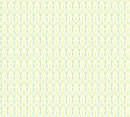 swatch: Seamless pattern for background, tints of yellow and green. Pattern swatch is included in vector file.