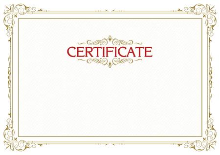 Decorative rectangular framework with lettering