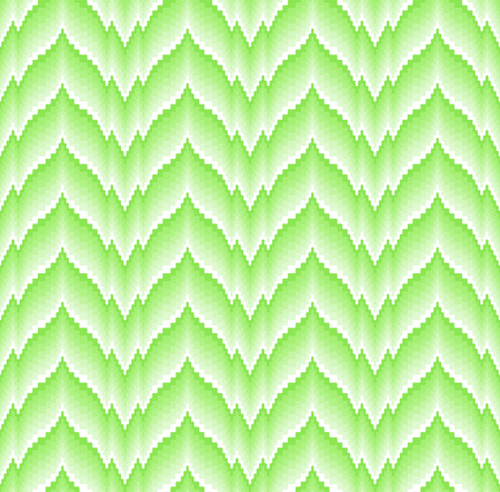 Seamless bargello pattern. Imitation of needlepoint embroidery. Flame motif. Swath is included. Good for New Year and Christmas cards background.
