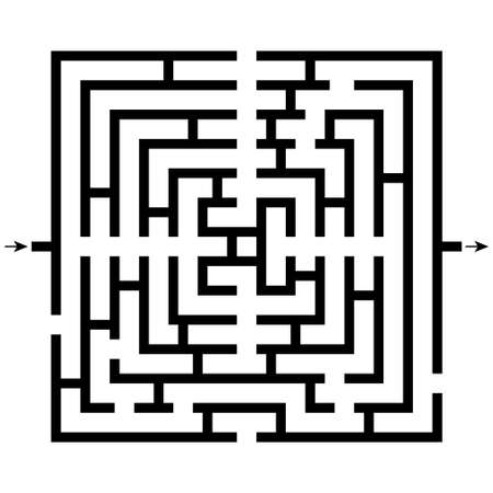 Maze game for children and adults.