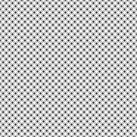 lace gestippelde sluier naadloze patroon op de netto-achtergrond Vector Illustratie