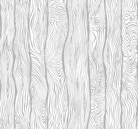 bleached: Hand drawn seamless pattern of wood texture