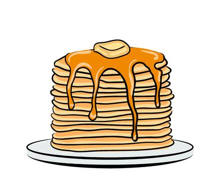 fruit cake: Fat Tuesday Stock Photo