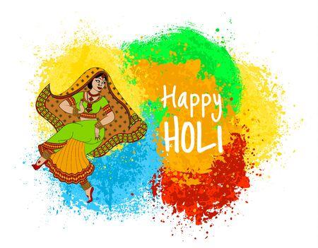 holi: indian holiday Holi