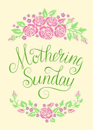Mothering Sunday card
