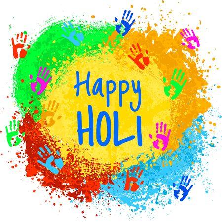 indian holiday Holi