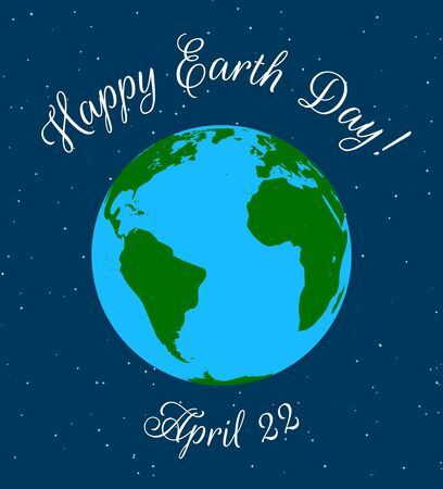 global environment: Mother Earth Day