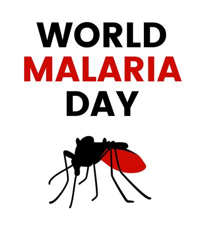 anopheles: World malaria day.