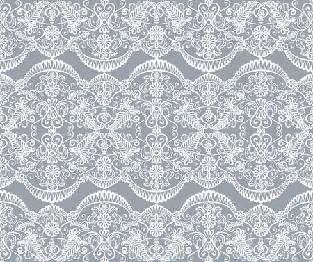 lace pattern: seamless lace border