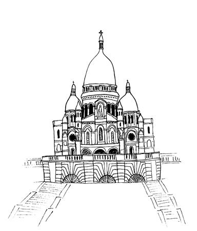 coeur: Basilica of Sacre Coeur