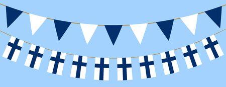 Día de la bandera finlandesa