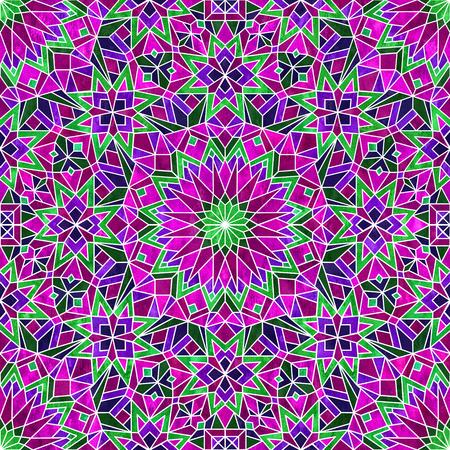 morrocan pattern Archivio Fotografico