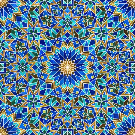 morrocan pattern 写真素材