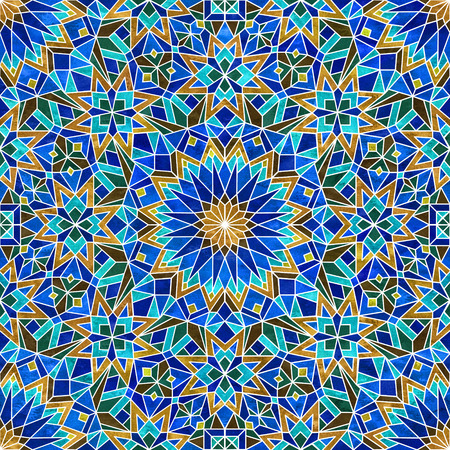 morrocan pattern Stock Photo