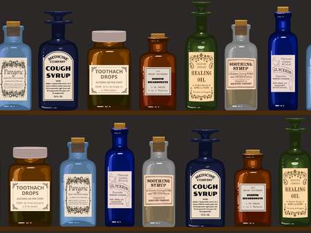 Old apothecary