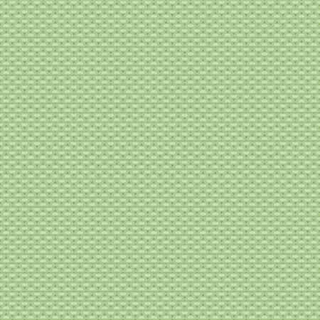 knitted green pattern