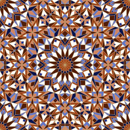 morrocan pattern Vettoriali