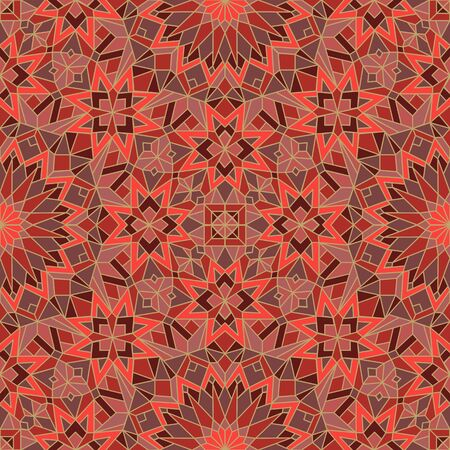 morrocan pattern Illustration