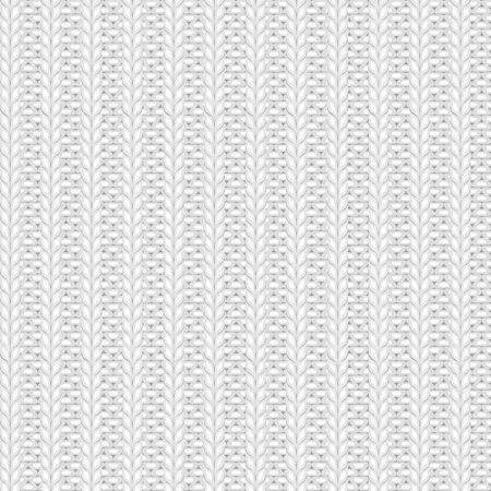 Seamless pattern of knit pattern