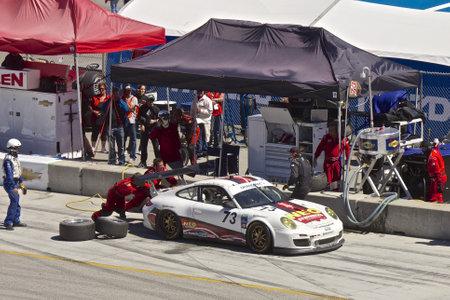 Grand AM Rolex Races, Mazda Raceway Laguna Seca, September 9, 2012 Stock Photo - 15744931