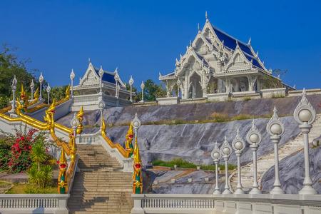 Wat Kaew Korawaram Temple  in Krabi, Thailand