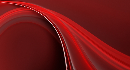 Abstract red background. Fractal