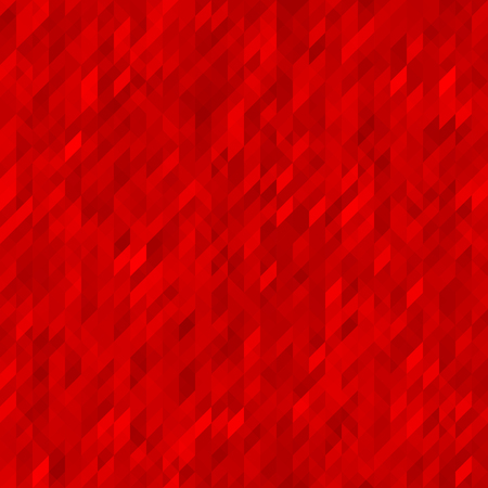 medley: Gradient red background. Red abstract geometric background. Background for brochures, web design, leaflets, banners. Red wallpaper. Raster illustration