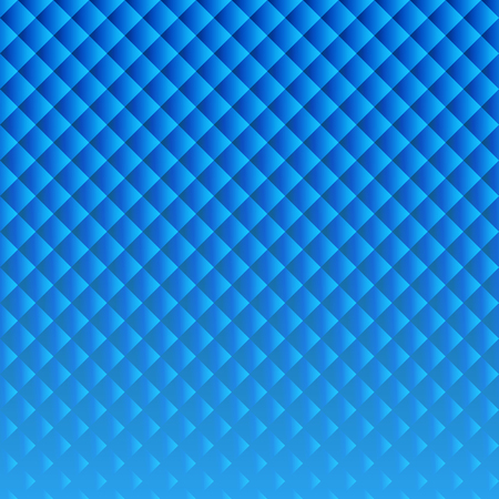 obtain: Abstract geometric background of rhombus shapes. To obtain brochures, posters, web design. Raster illustration.