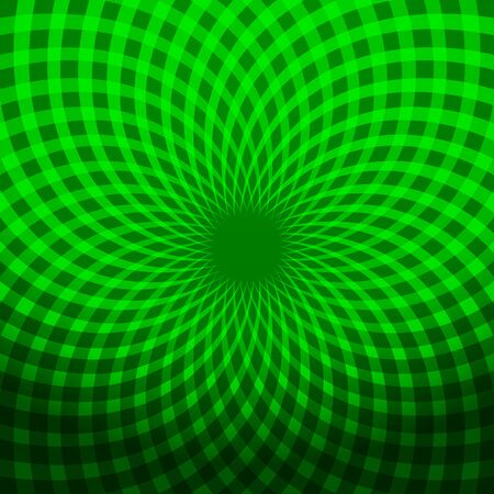 sumptuousness: Abstract pattern for design. Green background for greeting cards, invitations or design of the site. Raster illustration