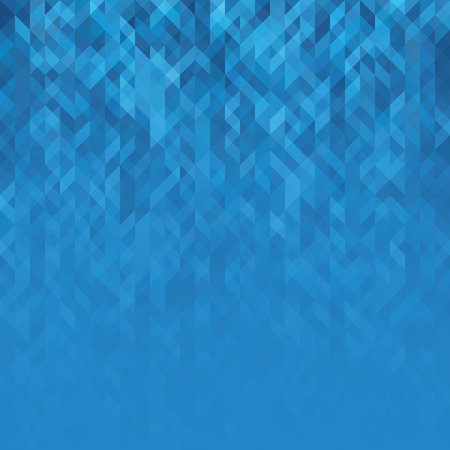 colorific: Abstract background in blue tones. The background for the site, cover, presentation. Blue wallpapers. Raster illustration.