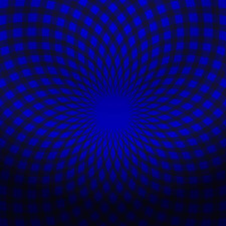 irradiate: Abstract pattern for design. Dark blue background for greeting cards, invitations or design of the site. Raster illustration