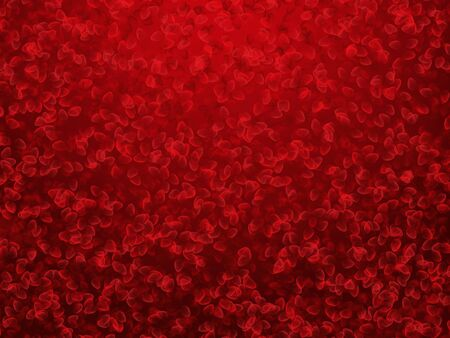 genre: Abstract background in red tones. The background for the site, covers, presentations, banners. Red wallpaper. Christmas background. Raster illustration. Stock Photo