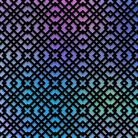 Holography background. Retro backdrop. Polychromatic graphic. Vintage wallpaper. Abstract illustration. Graphic ornament. Hipster art. Futuristic  design. Geometry pattern.