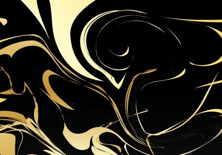graphique en marbre. print Retro. fond d'écran de Noël. illustration d'or. ornement vintage. Art abstrait. Contraste design. motif Hipster. fond futuriste. toile de fond d'aquarelle.