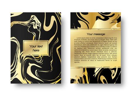 jasper: Marble background. Card art. Christmas wallpaper. Gold backdrop. Vintage design. Abstract illustration. Banner graphic. Hipster pattern. Futuristic ornament. Watercolor print. Vector illustration.