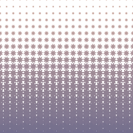 Abstract gradient background with halftone effect on a white backdrop Illustration