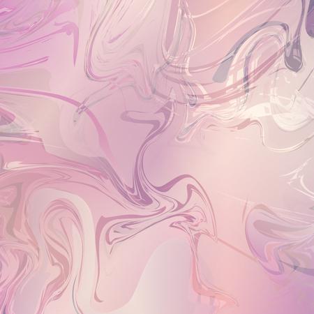 대리석 표면에 분홍색 텍스처입니다. 수채화 배경 대리석 예술입니다. 스톡 콘텐츠 - 82671828