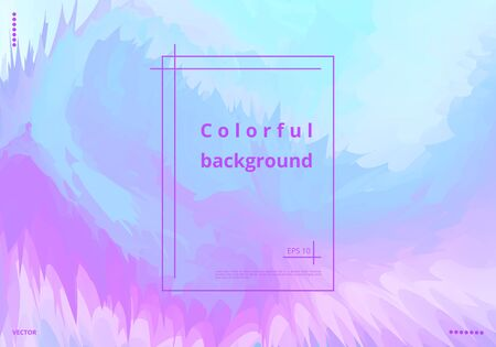 Colorful violet background for decoration, cards, flyers, greeting cards. Vector illustration