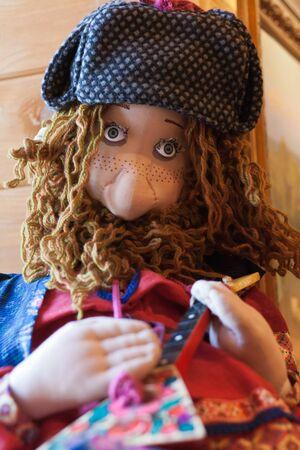 selfmade: Self-made doll