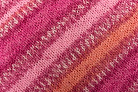 spokes: Part of pattern knitted cloth by spokes Stock Photo