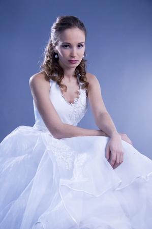 bashful: Bashful bride.