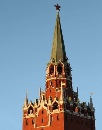 Spasskaya Tower Stock Photo - 13884515