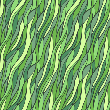 ripply: Seamless hand-drawn pattern with abstract waves.  Can be used for wallpaper, pattern fills, web page background,surface textures