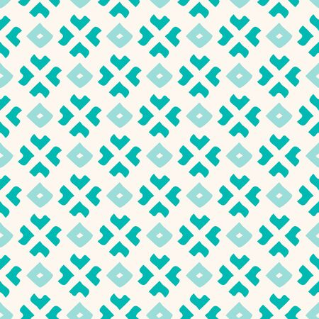 Seamless pattern of abstract polygonal elements. Modern vector background. Simple geometric texture