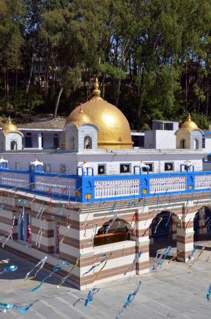 gurdwara: The Sikh Gurdwara  Temple  in Rewalsar, India