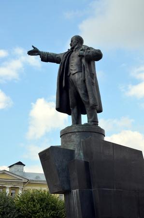 lenin: Monument to Lenin , St  Petersburg