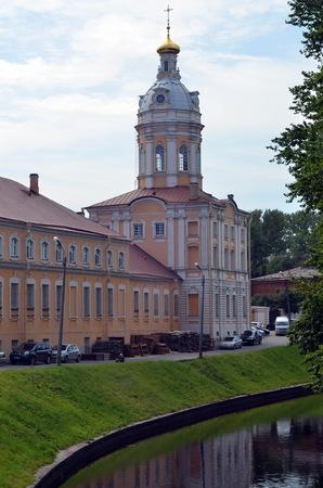 nevsky: Alexander Nevsky Lavra in Saint-Petersburg