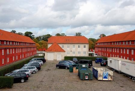 the citadel: Cittadella Castellet a Copenhagen